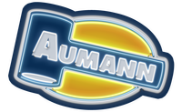 Aumann Vintage Power Logo
